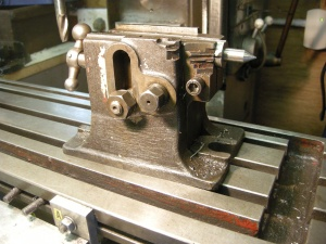 245 A tailstock