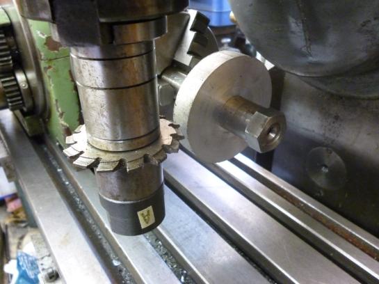 gear making machine