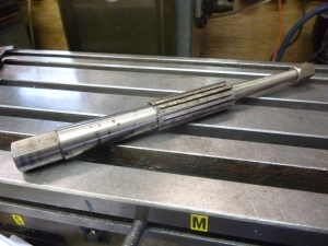 The wrong sort of mandrel - 580