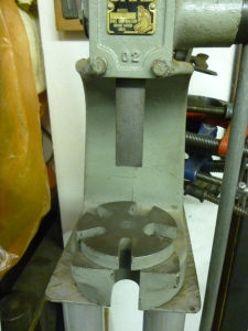 Mandrel press - 641