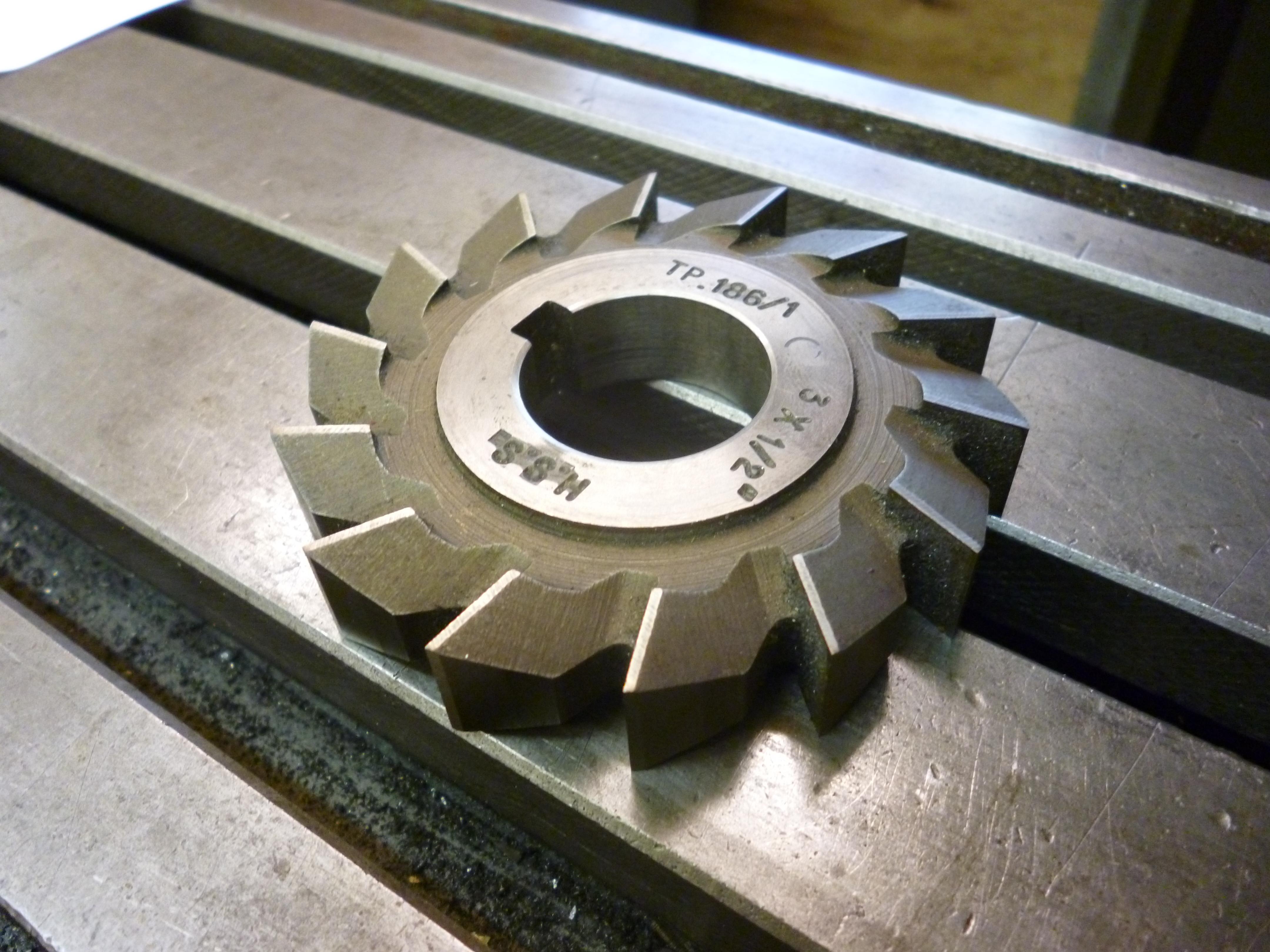 Cutters For Horizontal Milling John5293