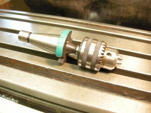 Drill chuck - 202