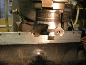 Face cutter - 205