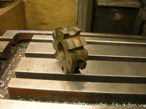 Concave cutter - 362
