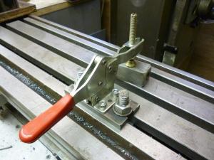 Toggle clamp - 490