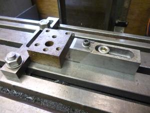 Side clamp - 517