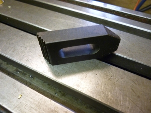 Flat clamp - 525