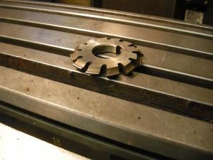 Gear cutter - 6
