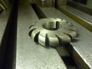 Convex radius cutter - 619