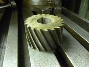Slab cutter - 620