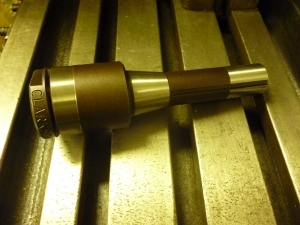 Autolock chuck with R8 taper - 627