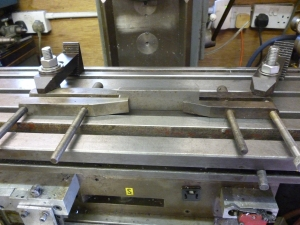 Vertical clamping - 669