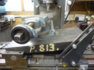 594 vice on tilting table