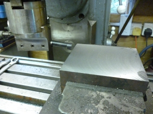 715 cutting a surface using a rack vice