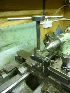 792 clamp type knurling tool