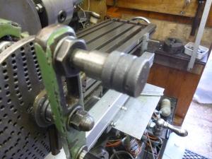 791 knurl on dividing head handle