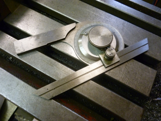3103 measuring small angle protractor 2