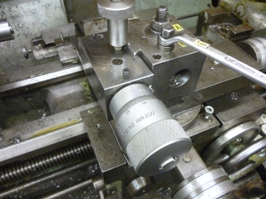 2021 fine cuts using large micrometer head