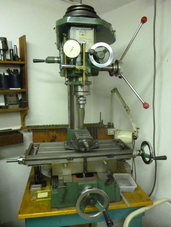 652 a mill-drill
