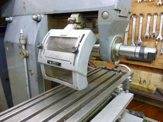 428 guard for horizontal milling 2