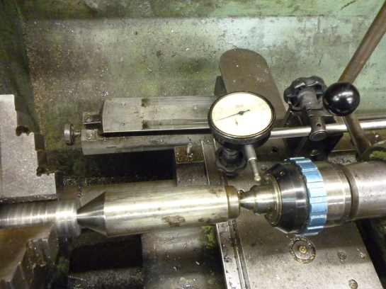 4311 setting up taper turning attachment 1