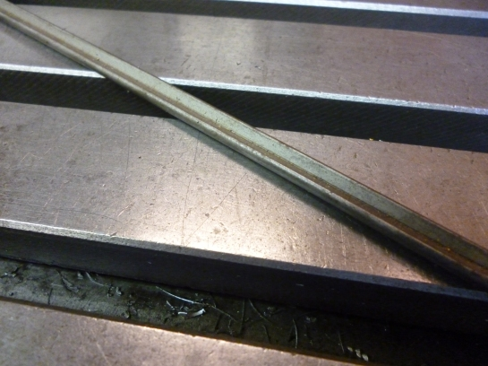 4321 shank of a gun drill
