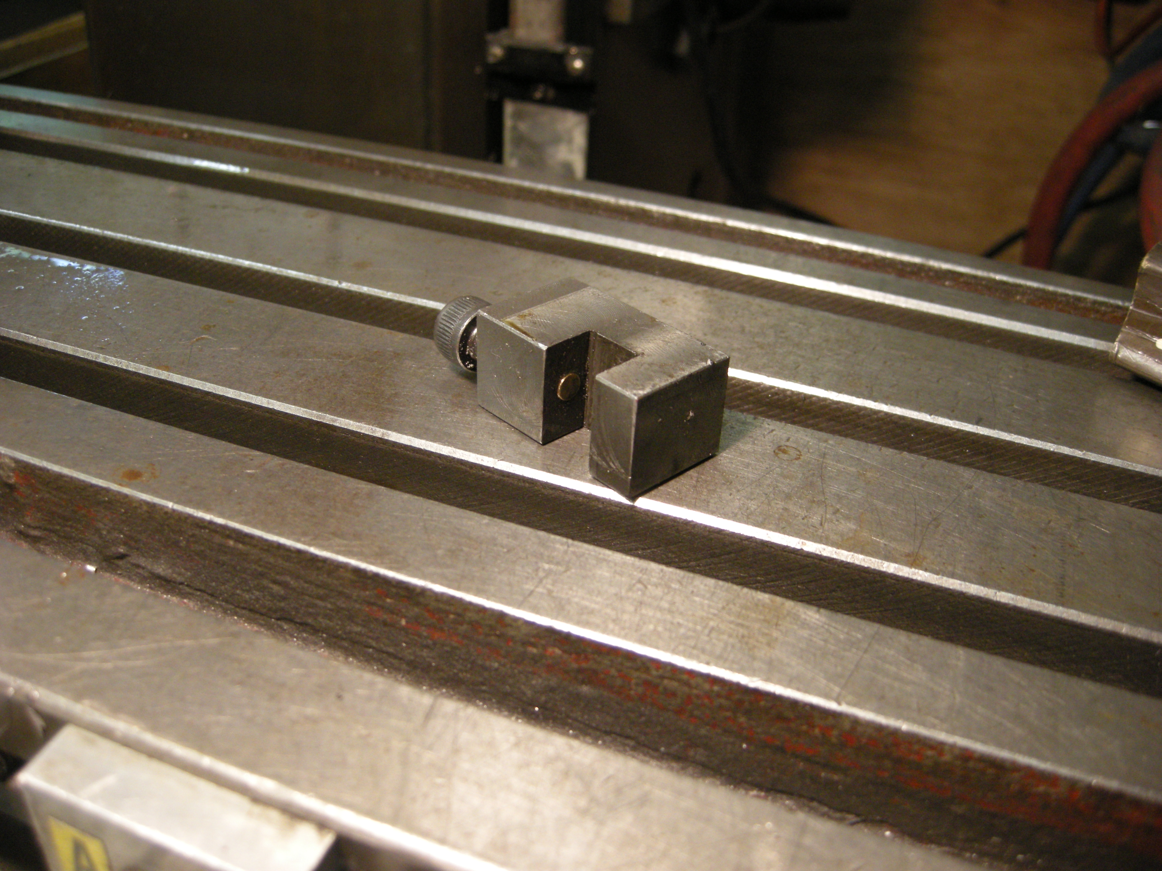 The Milling Machine Features Of John F S Workshop