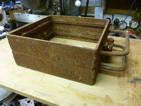 complete mould box