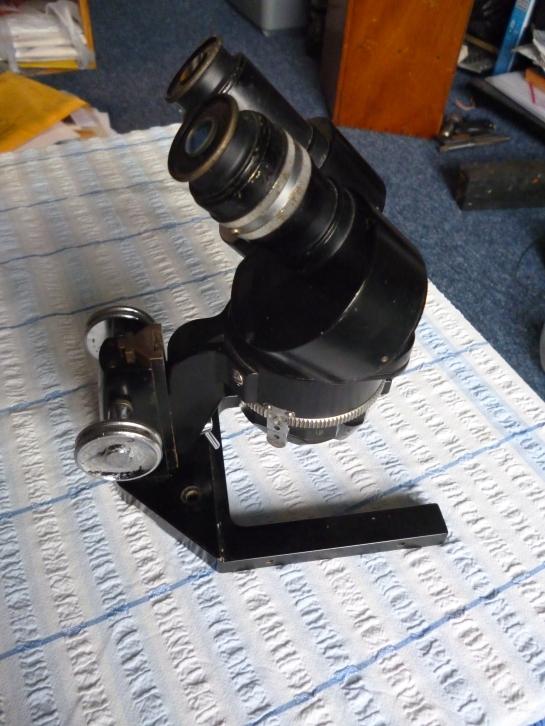 4391 binocular microscope