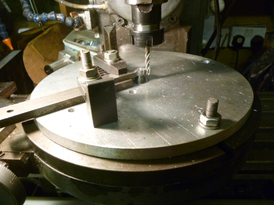 6093 end rounding using auxiliary plate