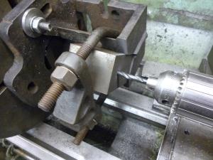 2408 drilling cylinder block