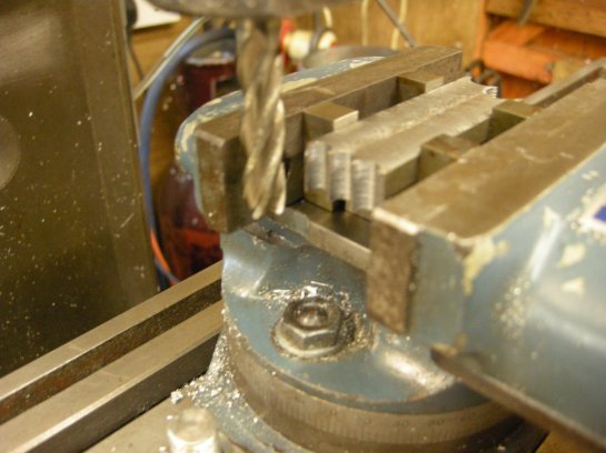 workholding in a vice 1